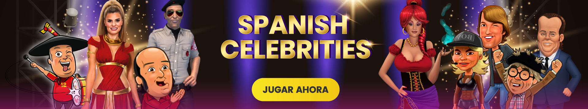 MGA - Spanish Celebrities PRE
